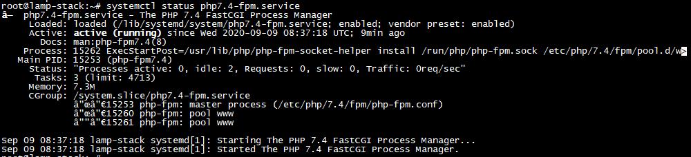 php7.4-service-status-check