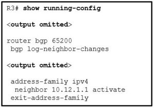 CCNP Exam Prep BGP - Chapter 11 - 12
