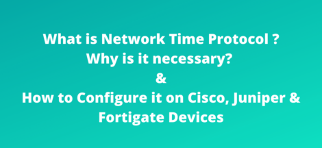 What is Network Time Protocol