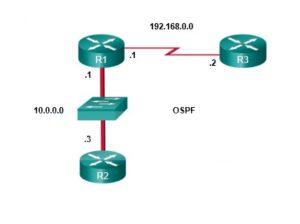ccnp exam prep ospf