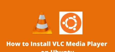 VLC installation on ubuntu