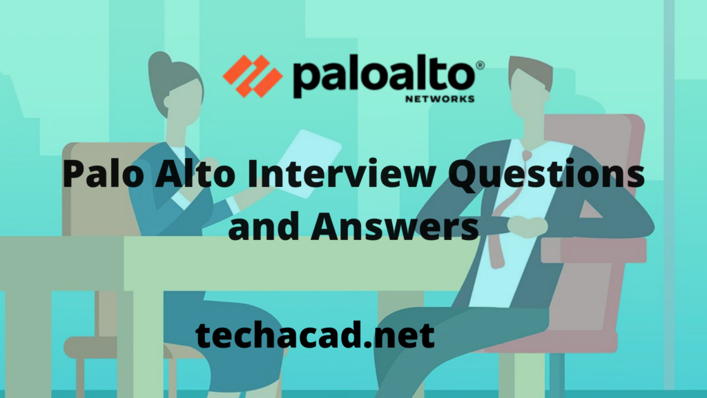 Palo Alto Interview Questions and Answers